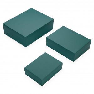 Набор 3 шт - Зеленый