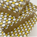 Набір 3 шт - Золота Мозаїка