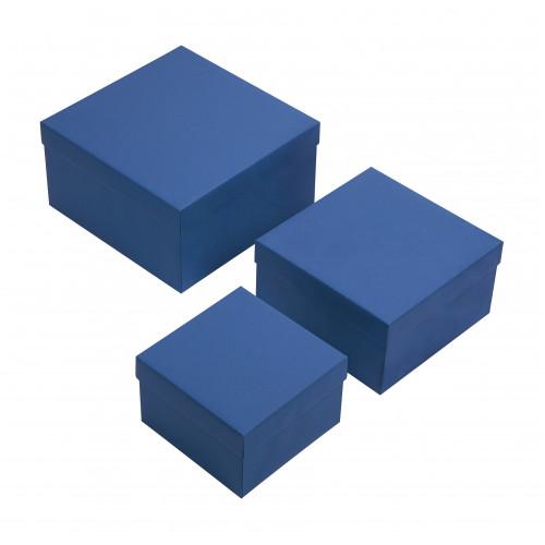 Набор 3 шт - Синий