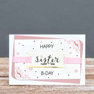 B-DAY Sister